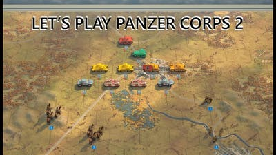 Panzer Corps 2: Axis Operations - AO 1939, Forbach