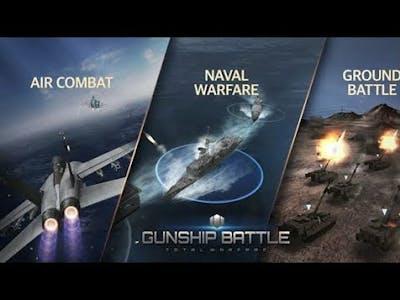 Gunship Battel Dragon Ship With Spacial Weapons Helicopter warrior #gunship #game #youtubevideo