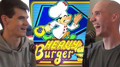 Heavy Burger   BakaTaka