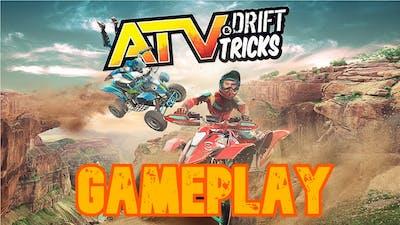 Atv & Drift Tricks Gameplay