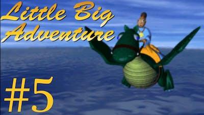 Little Big Adventure (Enhanced Edition) Walkthrough  part 5