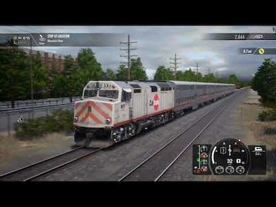 Train Sim World® 2: Peninsula Corridor: San Francisco - San Jose Route Add-On F40PH 2CAT