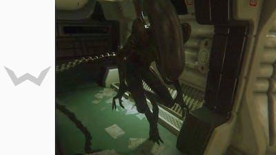 Alien Isolation | Scariest Moments #2