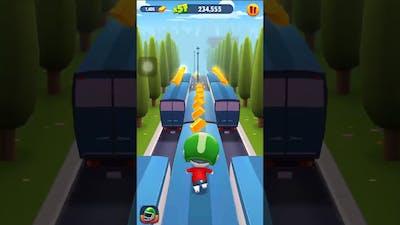 Talking Tom - Hank gold run run run game HD