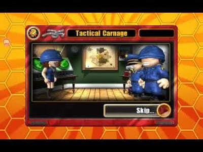 Great Big war game Ep.2 Tactical Carnage