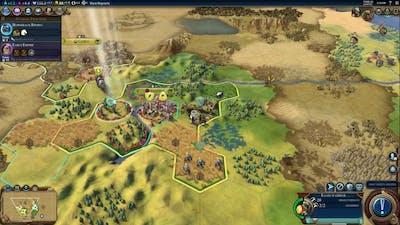 Civ 6 Aztecs Strategy!!! Super Aggressive!