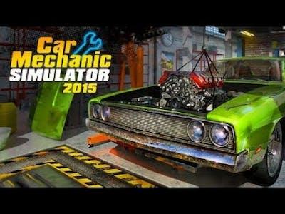 Car mechanic simulator 2015 gameplay