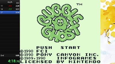 Bubble Ghost - Any% 5:54
