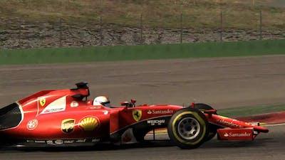 Assetto Corsa - Red Pack DLC - Ferrari SF-15T [1080p 60FPS]
