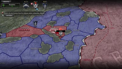 Company of Heroes 2 Ardennes Assault - Mission 16 - Vielsalm