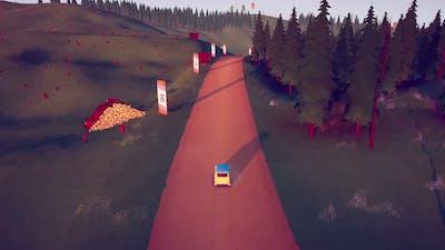 art of rally gameplay