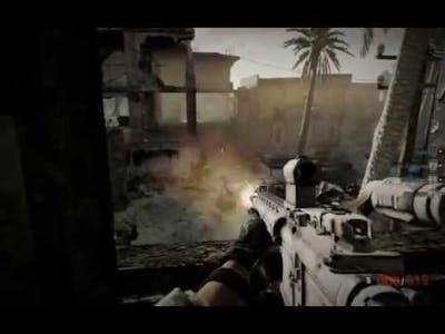 Прохождение  игры  Medal of Honor Warfighter: Deluxe Edition (2012) № 3