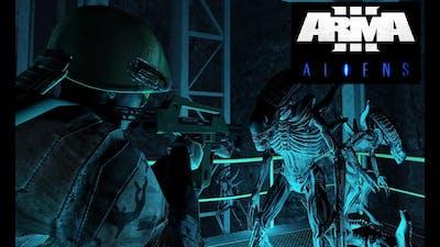 ARMA 3 ALIENS bug hunt