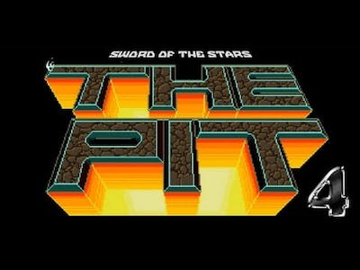 Let's Play Sword of the Stars - The Pit - Part 4 - Final Floor