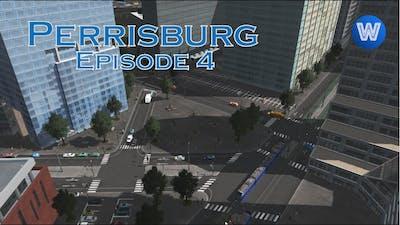 Detailing in Downtown | Cities Skylines: Perrisburg (Episode 4)