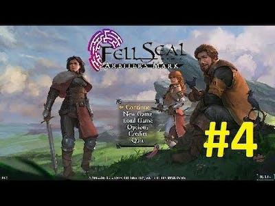 "Fell Seal: Arbiter's Mark | ""Shopping Spree"" | Let's Play #4"