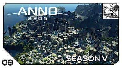 Anno 2205: Season V #009 Getting more Investors!