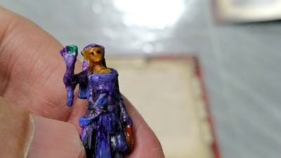 Painted figurines Talisman, City expansion