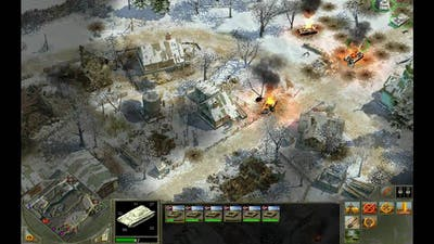 Blitzkrieg 2 Das letzte Gefecht (Fall of the Reich) gameplay