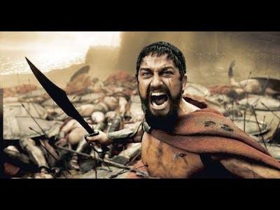 Greek Vs Persian Battle - 390 Bc