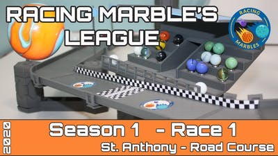 Racing Marble's League - Season 1 - Race 1