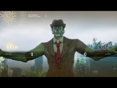 SOULCALIBUR 6: STUBBS THE ZOMBIE in REBEL WITHOUT A PULSE