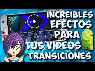 INCREIBLES EFECTOS PARA TUS VIDEOS / COMO USAR TRANSICIONES EN POWERDIRECTOR / TRUCOS DE EDICION