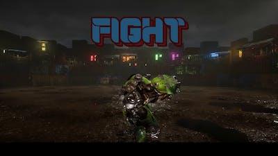 Iron Impact playthrough