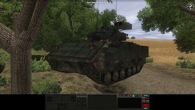 Combat Mission: Bradley Speedbump