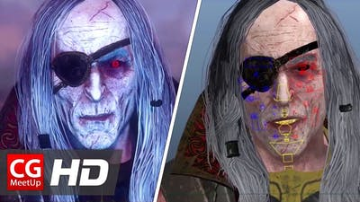 """CGI Making Of: """"Total War: WARHAMMER 2 - Curse of the Vampire Coast"""" by Creative Assembly"""