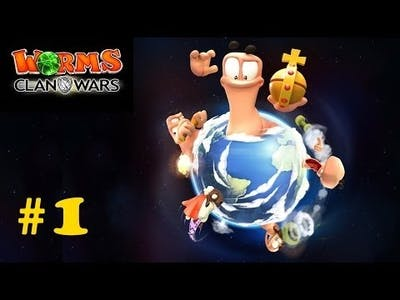 Lonely Let's Play: Worms Clan Wars #1 - ENDLESS SNIFFLES