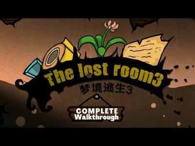 The Lost Room 3 | Escape Game (Complete Walkthrough)