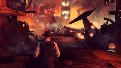 The Bureau: XCOM Declassified Game Play by nickxcom - 2014_07_09_20_33_59
