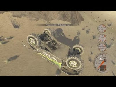 Baja: Edge of Control HD Going all out