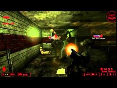 Killing floors ep 1 preveiwing the game