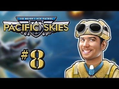 Let's Play Sid Meier's Ace Patrol: Pacific Skies - 8