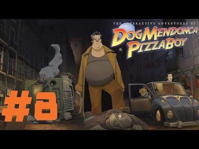 The Interactive Adventures of Dog Mendonça & Pizza Boy Walkthrough | Part 8: The Casino [PC]