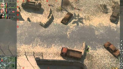 Jagged Alliance Back in Action - Back in Action Gameplay Video