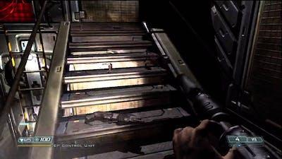 DOOM 3: BFG Edition (Veteran) - 02 - Mars City Underground
