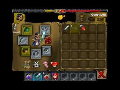 Rogue Wizards - Gameplay
