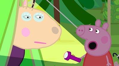 Peppa Pig's School Camp Trip   Peppa Pig Official Channel