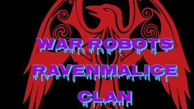 RavenMalice Clan Champion League Squad
