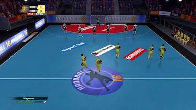Handball 16: This game isn't good