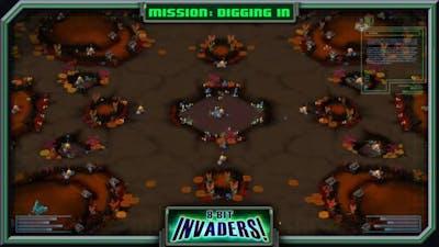 8-Bit Invaders! | Cranioids - Ep 6 - Digging in!