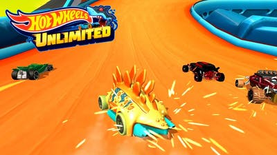 Hot Wheels Unlimited: Epic Racing SuperCars Speed - Part 202