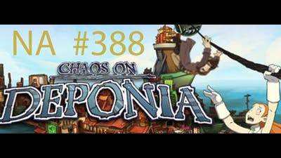 Road To The Chaos On Deponia (NA) Platinum Trophy (plat #388)
