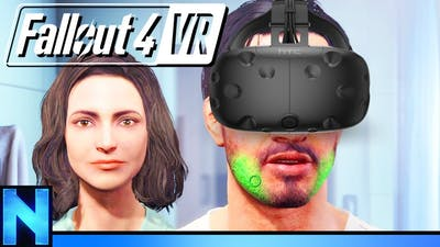 Why FALLOUT In VR Is Hilarious!