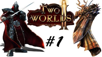 Two Worlds II #1