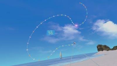 Stunt Kite Masters VR - Kite Snake High Score 59pt