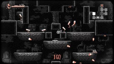 Nintendo Switch - Nongunz: Doppelganger Edition - Gameplay